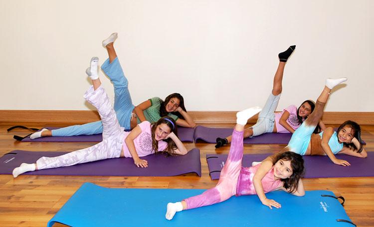 Акробатика в Ami Club
