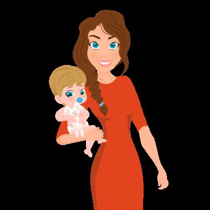 Программа мама и я